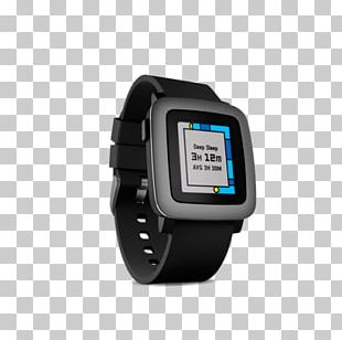 Pebble Time Smartwatch Price PNG