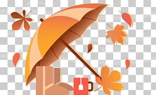 Rain Autumn PNG