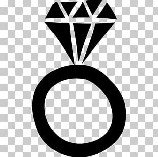 Engagement Ring Computer Icons Wedding Ring Diamond PNG