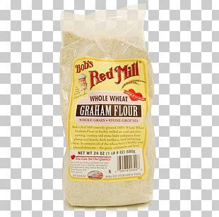 Organic Food Graham Flour Bob's Red Mill Whole Grain PNG