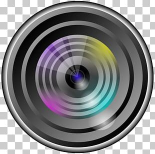 Camera Lens Light Photography PNG