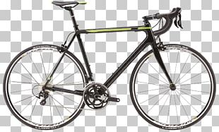 Cannondale Bicycle Corporation DURA-ACE Electronic Gear-shifting System Racing Bicycle PNG