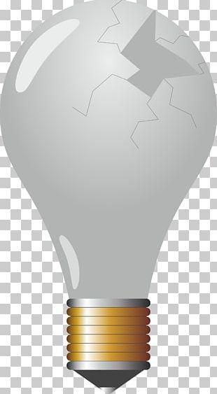 Incandescent Light Bulb Fluorescent Lamp LED Lamp Lighting PNG