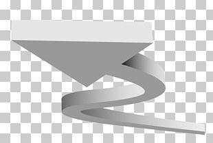 Arrow Curve Arah Euclidean PNG