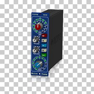 Microphone Preamplifier Audio Mixers Electronic Filter PNG