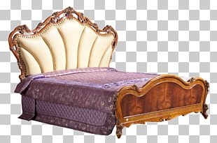 Bed Frame Pillow Gratis PNG