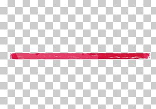 Red Underline PNG