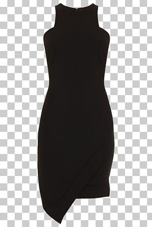 Little Black Dress Clothing Cocktail Dress Fashion PNG