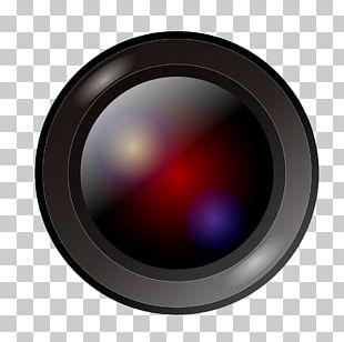 Camera Lens Logo PNG