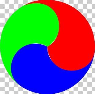 Yin And Yang 0 Symbol RGB Color Model PNG