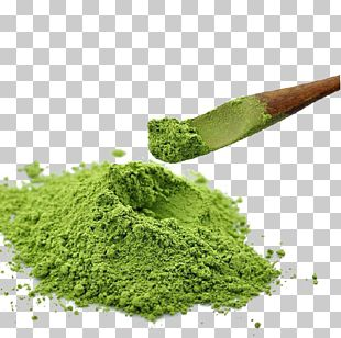 Green Tea Matcha Juice Latte PNG