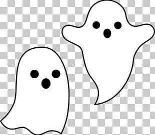 Casper Ghost Halloween PNG