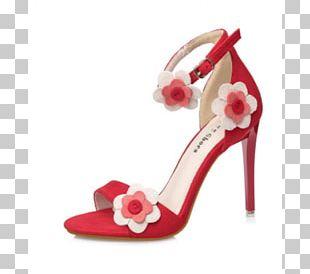 High-heeled Shoe Sandal Stiletto Heel Toe PNG