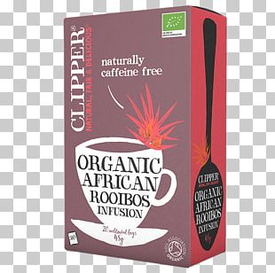 Black Tea Rooibos Infusion Clipper PNG
