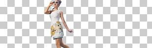 Hip Dress Shoulder Sleeve Sportswear PNG