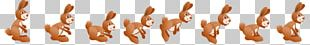 Sprite Animation 2D Computer Graphics Easter Bunny PNG