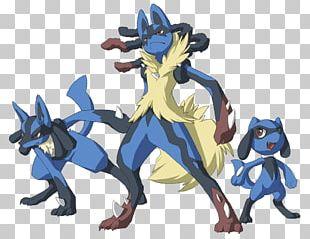 Pokémon X And Y Ash Ketchum Lucario Pikachu PNG