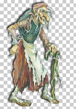 Baba Yaga Drawing Witch Koschei PNG