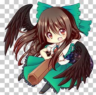 Brown Hair Mangaka Legendary Creature Illustration Anime PNG