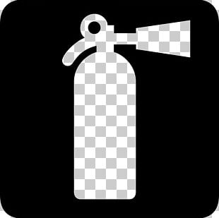 Fire Extinguisher Symbol Fire Department Sign PNG, Clipart