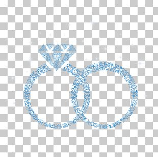 Wedding Ring Marriage Engagement Ring PNG