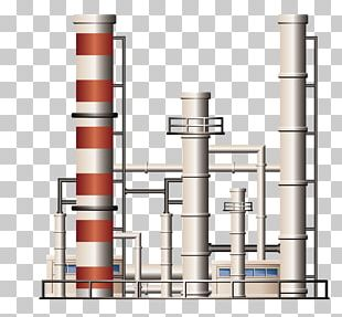 Petroleum Petrochemical Factory Industry PNG