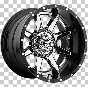 Rim Fuel Custom Wheel Chrome Plating PNG