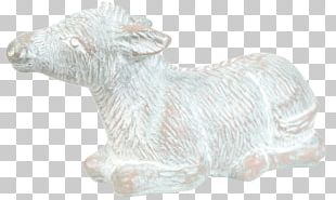 Animal Figurine Goat PNG