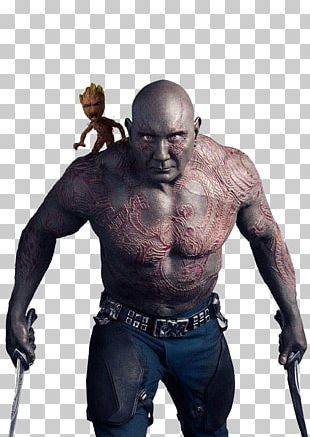 Drax The Destroyer Bruce Banner War Machine Ant-Man Black Panther PNG