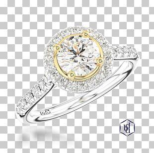 Engagement Ring Diamond Cut Jewellery Brilliant PNG