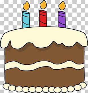 Birthday Cake Happy Birthday To You Birthday Card PNG