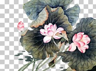 China Flower Chinese Painting Chinese Art PNG