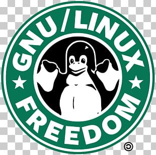 GNU/Linux Naming Controversy T-shirt Tux Free Software PNG