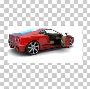 Model Car Lamborghini Murciélago Automotive Design PNG