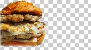 Buffalo Burger Breakfast Sandwich Cheeseburger Veggie Burger Fast Food PNG