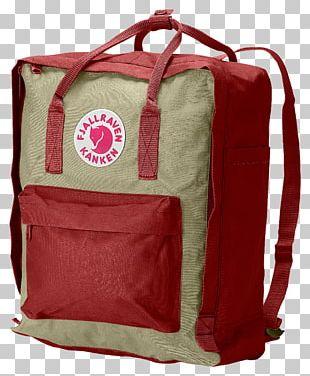 Fjällräven Kånken Mini Backpacking PNG