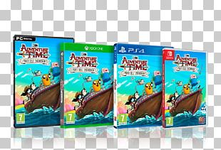 Adventure Time: Pirates Of The Enchiridion Marceline The Vampire Queen Outright Games Cartoon Network Video Game PNG
