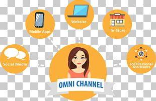 Omnichannel Brand Logo Organization Retail PNG