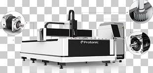 Laser Cutting Fiber Laser Metal Machine PNG