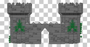 Castle Fortified Gateway Arch Knight PNG