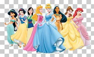 Princess Aurora Rapunzel Belle Snow White Maleficent PNG
