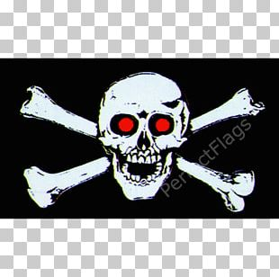 Jolly Roger Flag Skull And Crossbones Piracy Pirate101 PNG
