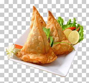 Samosa Pakora Indian Cuisine Take-out Roti PNG