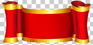 Gold Red PNG