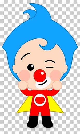 Clown Circus Animaatio Birthday Party PNG