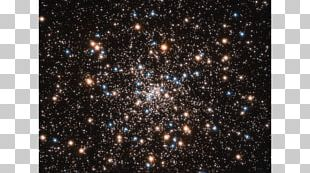 Hubble Space Telescope Globular Cluster NGC 6397 Star Cluster Measurement PNG