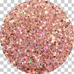 Art Glitter Metallic Color Polyethylene PNG