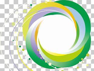 Circle Abstract Art Line PNG