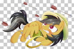 Horse Cartoon Legendary Creature PNG