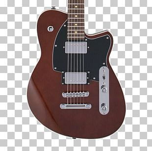 Reverend Double Agent OG Electric Guitar Reverend Musical Instruments Humbucker PNG